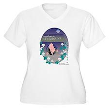basho Plus Size T-Shirt