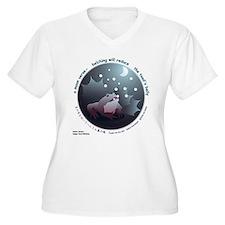Buson Plus Size T-Shirt