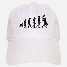 Distressed Tennis Evolution Baseball Cap