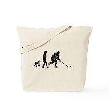 Distressed Hockey Evolution Tote Bag