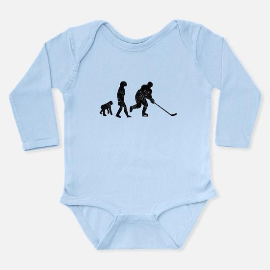 Distressed Hockey Evolution Body Suit