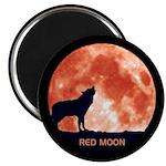 RHB - Red Moon Artwork Magnet
