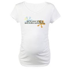 Go to your studio Shirt