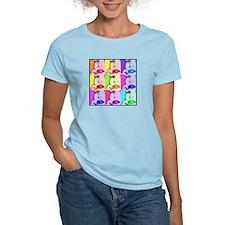 Comic Thinking Girl T-Shirt