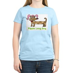 Pippie long dog T-Shirt