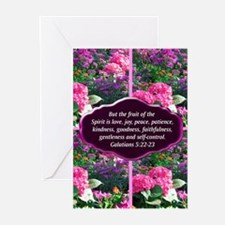 GALATIANS 5 Greeting Cards (Pk of 10)