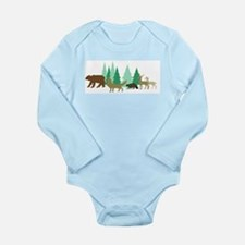 North Woods Body Suit
