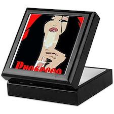 Prosecco Woman Keepsake Box
