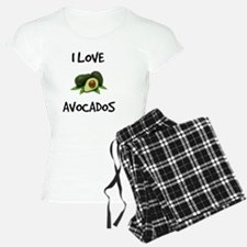 I Love Avocados Pajamas
