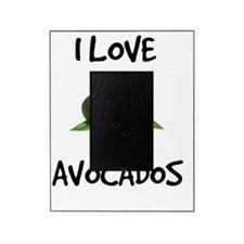 I Love Avocados Picture Frame