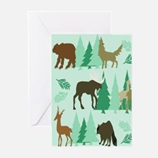 North Woods Greeting Cards