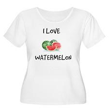 I Love Waterm T-Shirt