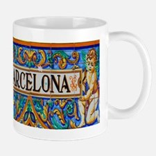 Barcelona Mosaica Mugs