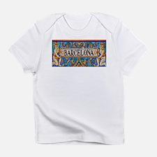Barcelona Mosaica Infant T-Shirt