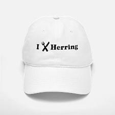 I Eat Herring Baseball Baseball Cap