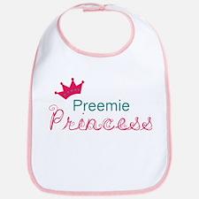 Preemie Princess Bib