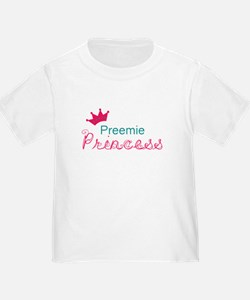 Preemie Princess T-Shirt
