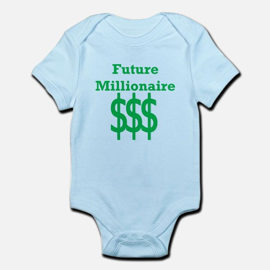 Future Millionaire Body Suit