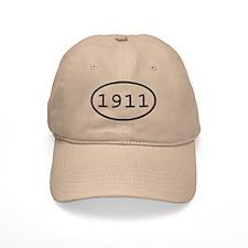 1911 Oval Baseball Cap
