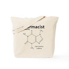 Caffeine QD and PRN Tote Bag