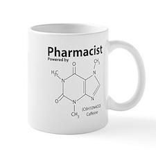 Caffeine QD and PRN Mug
