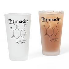 Caffeine QD and PRN Drinking Glass