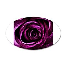 Rose - Abstract 002 Wall Decal Sticker