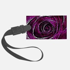 Rose - Abstract 005 Luggage Tag
