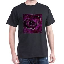 Rose - Abstract 005 T-Shirt