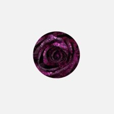 Rose - Abstract 006 Mini Button