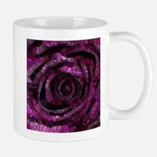 Rose - Abstract 006 Mugs