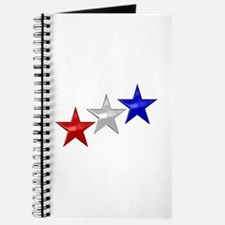 Three Shiny Stars Journal