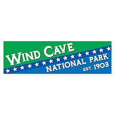 Wind Cave National Park Bumper Bumper Sticker