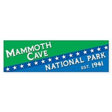 Mammoth Cave National Park Bumper Stickers