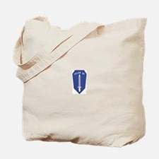 Army Infantry School Tote Bag