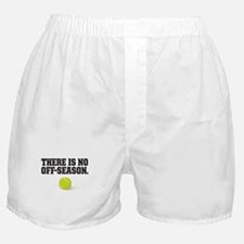 There is no off season - tennis Boxer Shorts
