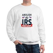 IRS CORRUPTION Sweatshirt