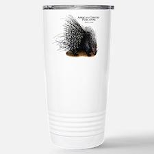 African Crested Porcupi Travel Mug