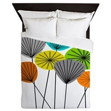 Seed Pods LARGE Queen Duvet