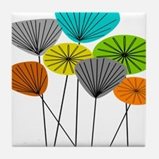 Seed Pods LARGE Tile Coaster