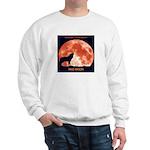 Red Moon Cd Artwork Sweatshirt