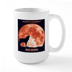 Red Moon Cd Artwork Large Mug