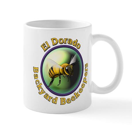 El Dorado Beekeeper Logo Mugs