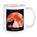 Red Moon Cd Artwork Mug