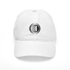 Polished Steel (H) Baseball Baseball Cap