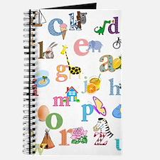 J'apprends l'alphabet francais Journal