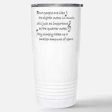 Cute Short jokes Travel Mug