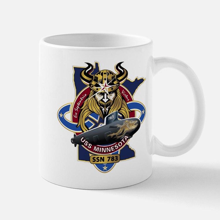 USS Minnesota SSN-783 Mug