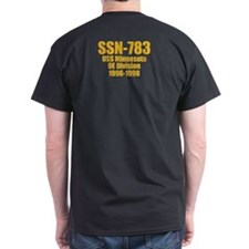 Personalized Uss Minnesota Ssn-783 T-Shirt