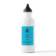 Keep Calm design Water Bottle